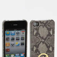 MICHAEL Michael Kors Signature iPhone 4 & 4S Case | Nordstrom