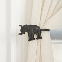 Urban Outfitters - Elephant Curtain Tie-Back