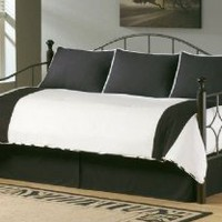 Amazon.com: Paramount Zebra 5-Piece Daybed Ensemble, Twin: Home & Kitchen