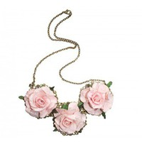 Eden Floral Necklace