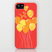 Puppy Love iPhone Case by Heather Doyle | Society6