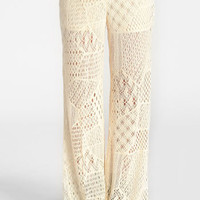 Bohemian Spirit Lace Bell Bottoms - $48.00 : ThreadSence, Women's Indie & Bohemian Clothing, Dresses, & Accessories