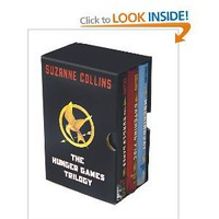 The Hunger Games Trilogy Box Set: Amazon.ca: Suzanne Collins: Books