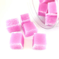 Sugar Scrub Cubes -Japanese Cherry Blossom
