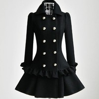 Fashion I love / Black Coat