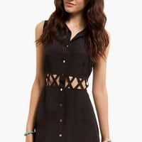 Triple X Shirt Dress $36