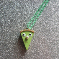 tokidoki Key Lime Pie Necklace from On Secret Wings