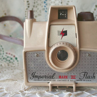 Imperial Mark XII  Camera in Taupe  Free Domestic by dulcinas