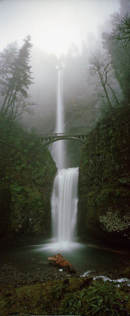 Multnoma Falls, Oregon