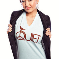 The Peace Quiet VNeck : Adapt : Karmaloop.com - Global Concrete Culture