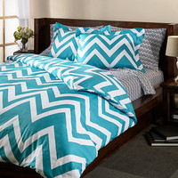 Strada 3-piece Duvet Cover Set | Overstock.com