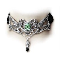 Amazon.com: La Fleur de Baudelaire Gothic Choker style Necklace: Jewelry