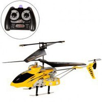 4.0 Channel Gyro Multi-Directional Flight Helicopter with Infrared Remote Control (Yellow) Hot Sale At Wholesale Price - Gadgetsdealer.com