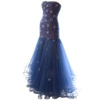 1986 Murray Arbeid 'Princess Diana' Tulle Gown at 1stdibs