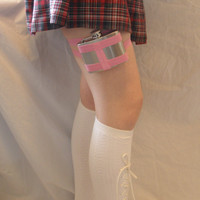Flask Garter WITHOUT Flask Fun gift You by GartersByLori