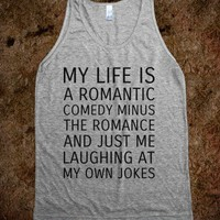 My Life is a Romantic Comedy (tank)
