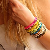 CHOOSE 3 - Braided Chain Bracelet