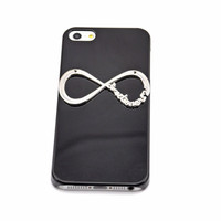 iPhone 5 hard Case Cover with One Direction Infinity boy case for iPhone 5 Case, iPhone hand case cover   0008