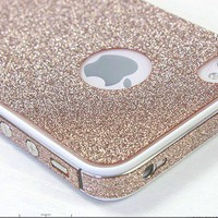 Cool Sand Colour Shiny Rhinestone F.. on Luulla