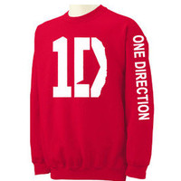 New One Direction Crewneck liam niall zayn harry liam 1D Fan Sweatshirt S-5XL