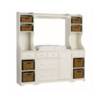 Madison Changing Table System | Pottery Barn Kids