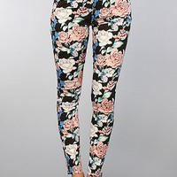 Motel The Jordan Skinny Pant in Andrea Flower