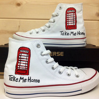Take Me Home One Direction Converse