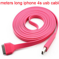 3 Meters Long Iphone 4s Usb Cable,i.. on Luulla