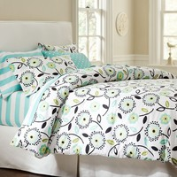 Dandy Dot Organic Duvet Cover