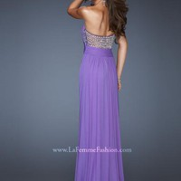 La Femme Dress 18769 at Peaches Boutique