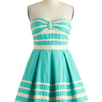 Along These Shorelines Dress | Mod Retro Vintage Dresses | ModCloth.com