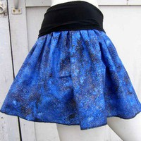 Galaxy tutu Skirt shirt your size geek planet stars Space