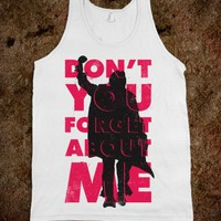 Don&#x27;t You Forget About Me (Breakfast Club Tank)