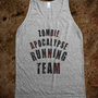 Zombie Apocalypse Running Team - That Kills Me