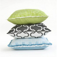 Outdoor Throw Pillows - Link Design Solutions