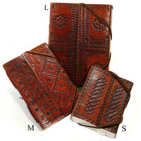 Pree Brulee - Intricate Leather Journals