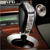 DAD SWAROVSKI CRYSTALS ATUO LUXURY VIP TRANSMISSION GEAR SHIFT KNOB LEVER HANDLE