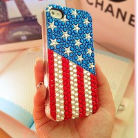 Handmade IPhone 5 Case IPhone 4 4s .. on Luulla