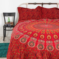 Urban Outfitters - Tapestry Medallion Duvet Cover