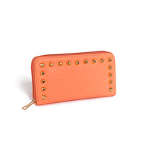 Border Studded Wallet - 2020AVE