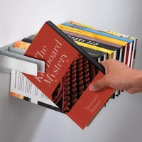 Fly-brary Book Shelf - $20 | The Gadget Flow