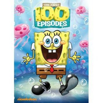 SpongeBob SquarePants: The First 100 Episodes