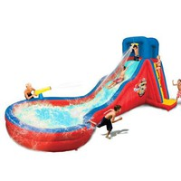 Amazon.com: Double Cannon Blast Slide: Toys &amp; Games