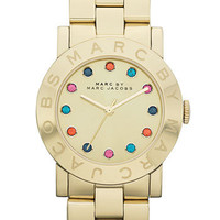MARC BY MARC JACOBS &#x27;Dexter Amy&#x27; Round Bracelet Watch | Nordstrom