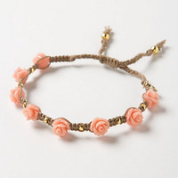 Floribunda Braided Bracelet