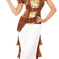 Smiffy's Steam Punk Wild West Agent Female Costume