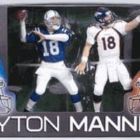 NFL Denver Broncos - Indianapolis Colts McFarlane 2012 Peyton Manning Collector?s Edition Action Fi