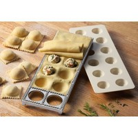 Italian Cooking Stuffed Ravioli Pasta Maker Pan By Collections Etc