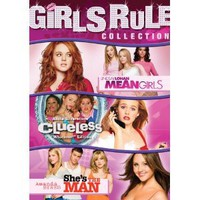 Girls Rule Pack (Mean Girls / Clueless / She's the Man) (1995)