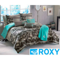 Roxy Huntress 5-piece Comforter Set with Body Pillow and Throw | Overstock.com